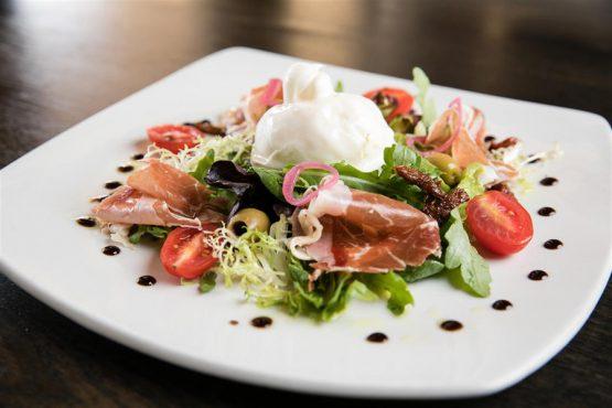 Lunch Picture - Buratta