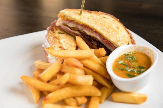 Lunch Picture - Cuban Sandwich