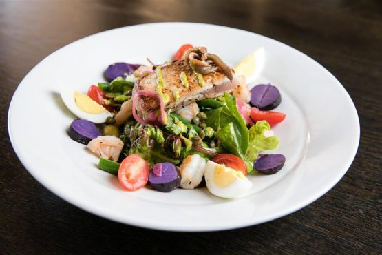 Lunch Picture - Salad Niçoise