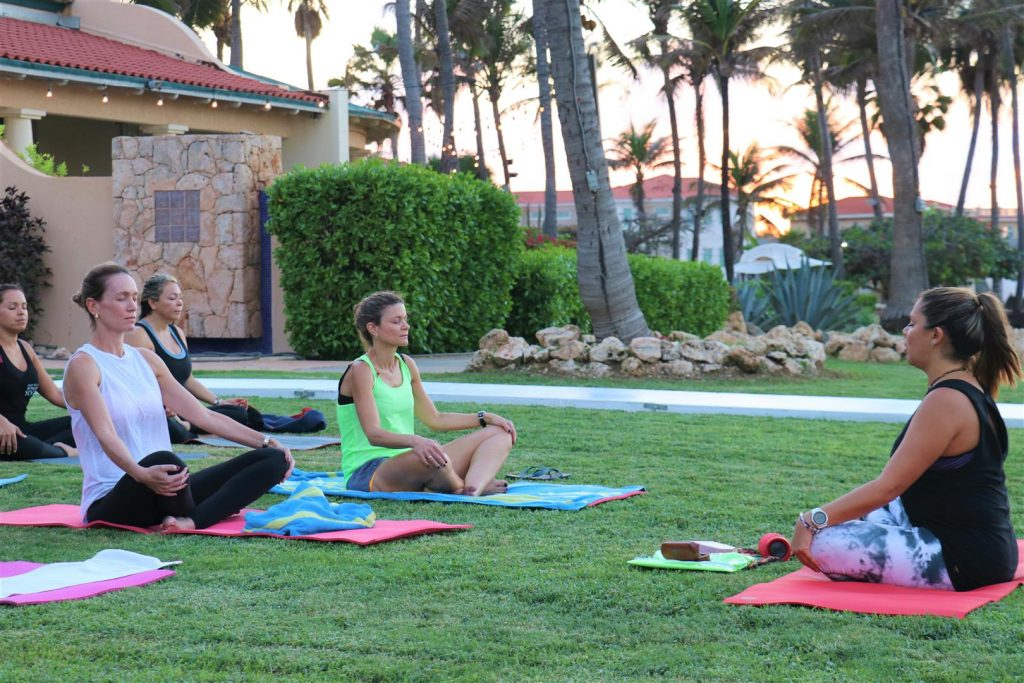 YOGA IS BACK – The Spa at Tierra del Sol