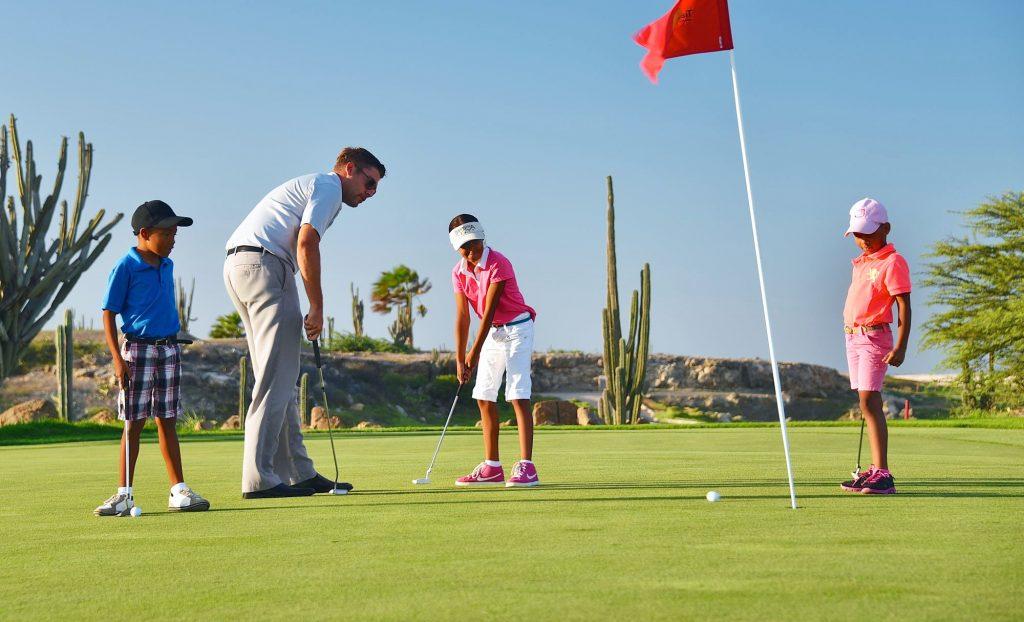 Kids Summer Golf Clinics 2020